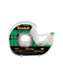 Ruban adhésif Scotch® Magic 18mm